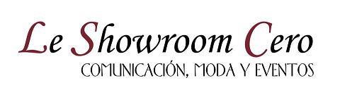 logo showroom espacio cero comunicación ok