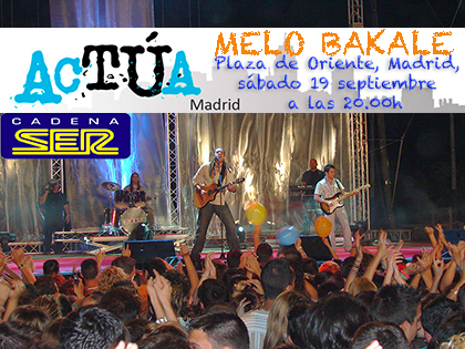 Cartel Actúa Cadena Ser 2015ok web
