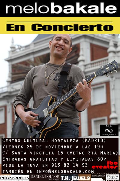 cartel melo hortaleza 2013