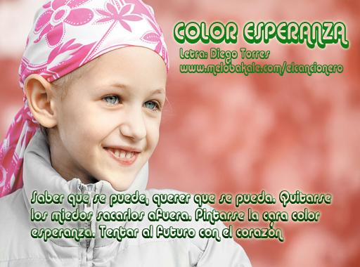 cartel color esperanza